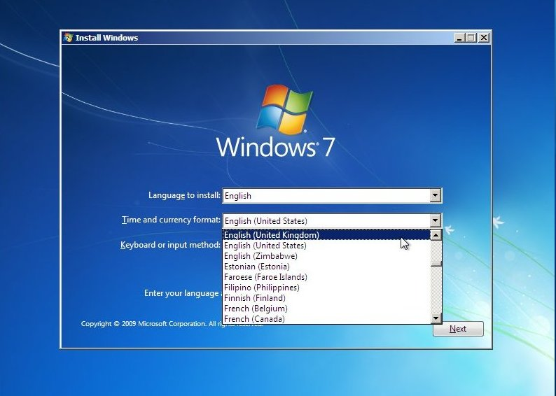 windows 7 enterprise