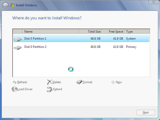 How to format a hard disk drive in windows 7?